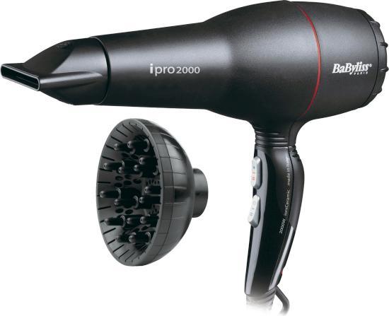 BaByliss Fén na vlasy 6642E - 2000 W - BaByliss  aa315764fc1