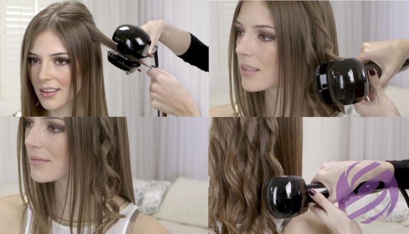 Kulma na vlasy Mira Curl BAB2665E - pre perfektné lokne - BaByliss Pro  a073abfec24