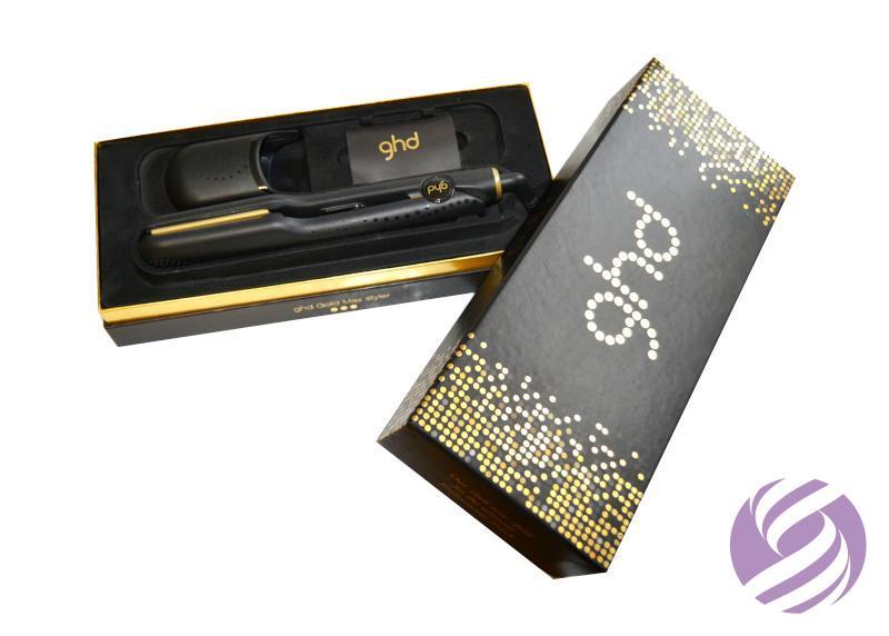 GHD Žehlička na vlasy Gold Max styler - 42 mm 7a5f08079de