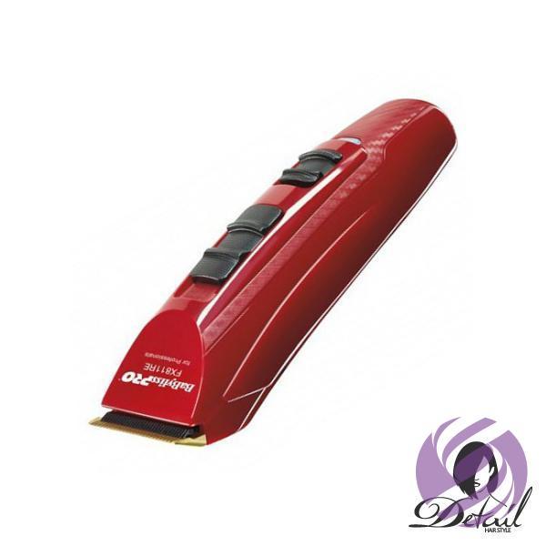 Strojček BaByliss Pro Ferrari červený + Kontúrovacej zastrihávač vlasov - BaByliss  Pro  5dffdabb6b3