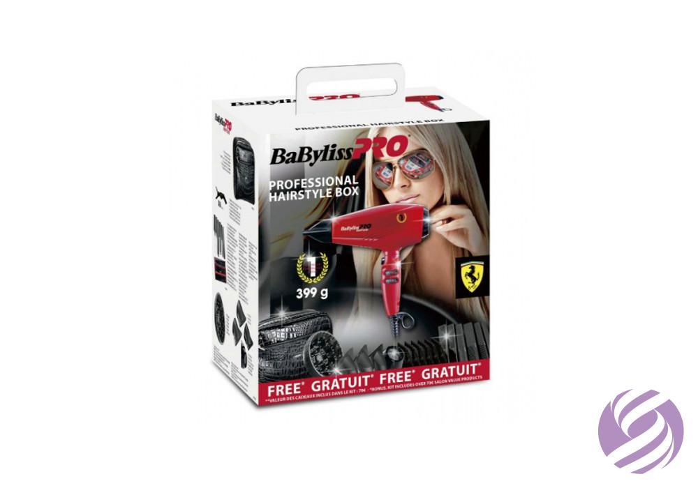 Fén na vlasy BaByliss Pro Rapido - 2200 W a14461035c9